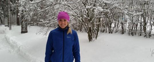 Talven kuulumisia ja uusia treeniapulaisia