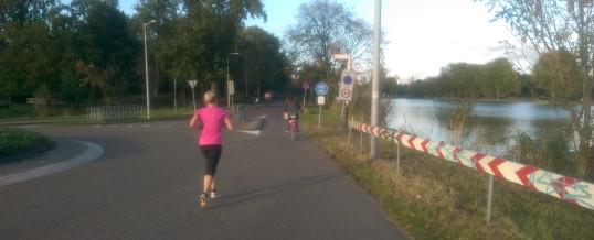 Amsterdamin maratonin pre race –raportti: huomenna lähdetään riskillä liikenteeseen