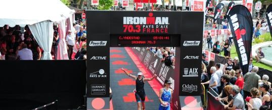 Ironman 70.3 Pays d'Aix – kisaraportti