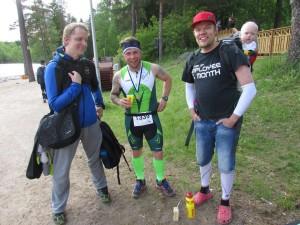 Meidän Hopeajoukkue! Kuva:Leena Seppälä