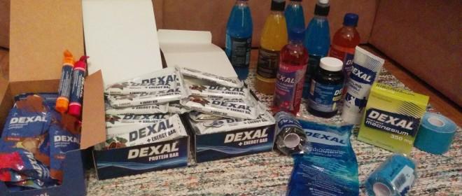 Dexalin tuotteet esittelyssä: patukat, geelit, urheilujuomat, lisäravinteet ja muut tuotteet