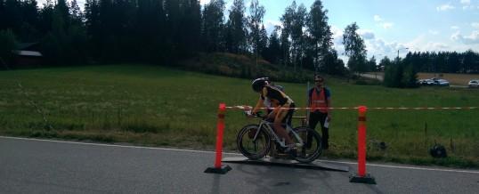 SFI:n mestaruuskilpailut ja kauden viimeiseen triathlonkilpailuun valmistautumista