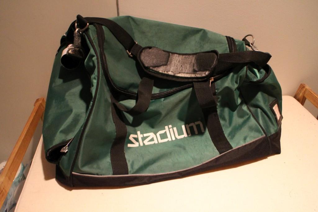 Norwegian laukku rikki : Uusi treenilaukku triathlonsuomi